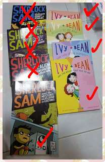 Sherlock Sam: Katong ONLY and 4x Ivy and Beam Series