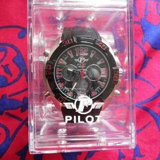 Jam Tangan Pilot PLT 606
