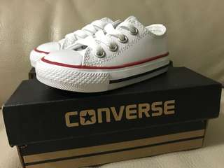 Baby Converse All Star (皮質)
