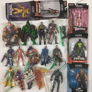 <Clearance> Marvel Legends Sales! CHEAPEST in Carousell!!