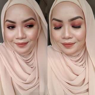 Makeup by Lulu - Hari Raya Makeover