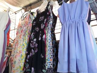 Plains & Printed Dresses! For only 180 PHP!