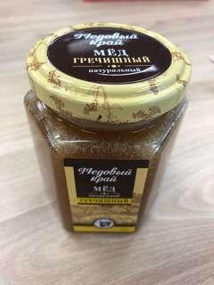 俄羅斯蜂蜜 Russian honey