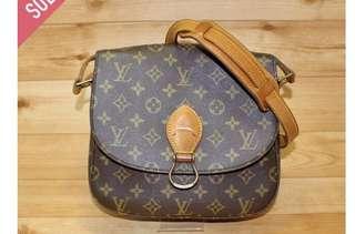 Vintage LV Crossbody Bag