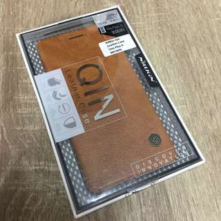 Case HP Leather One Plus X