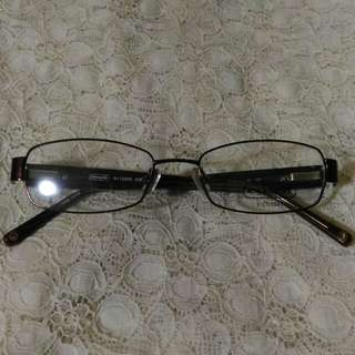 Coach Ivy (1005) Coffee 50-17-135 Rx Eyeglasses Frame