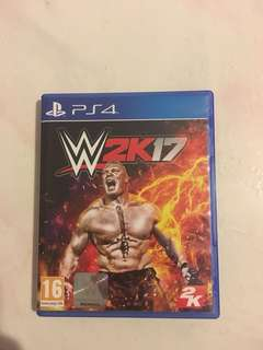 Ps4 Game 2K17