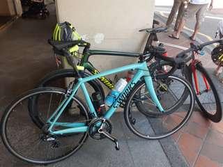 Road bike servicing and overhaul