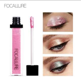 Focallure liquid eyeshadow shimmer