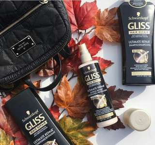 Schwarzkopf GLISS Hair Repair-new