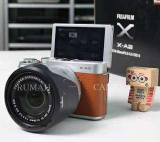 Cash/Credit FujiFilm XA2 Harga Termurah Banyak Bonusnya