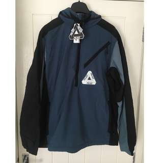 Palace Moorish Shell Top Jacket -LARGE