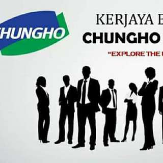 ChungHo Malaysia Job Alert For Malaysian. Chinese Or Malay Are Welcome.