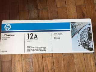 Hp laser printer cartridge for HP printer