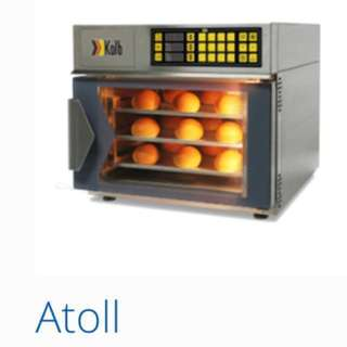 Swiss convection oven KOLB Atoll 600 (Cheap)