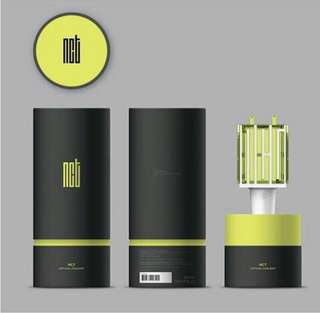 [Preorder] NCT OFFICIAL LIGHTSTICK