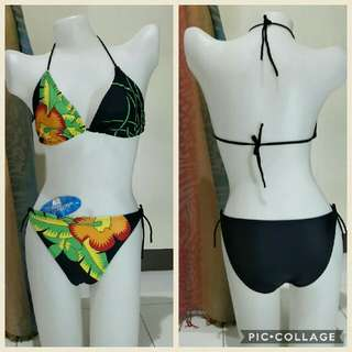 M-L 2 piece swimsuit