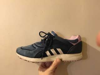 🚚 Adidas originals racing 藍色迷彩