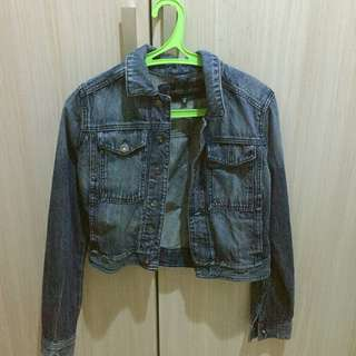 express denim jacket, jaket jeans