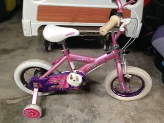 KENT Sparkles girl bike