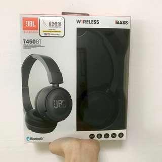 BNIB JBL by Harman Kardon T450BT Bluetooth Headsets (deal pending till 25th May)
