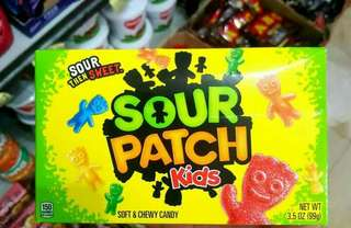 SALE  SOUR PATCH @ 105.00