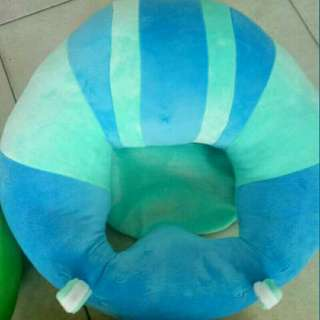 Baby seat support