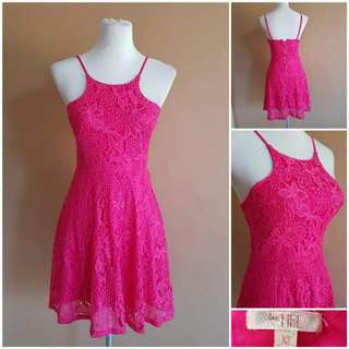 REPRICED! US Brand Laced Dress