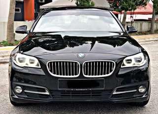 BMW F10 520i NEW FACELIFT