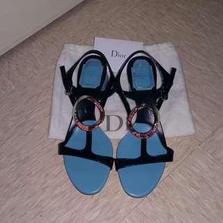 Dior sandals..