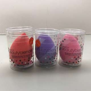 [The Original Beauty Blender] - 3 available!