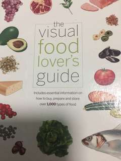 The visual food lovers guide