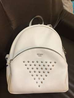 GUESS backpack 90% new