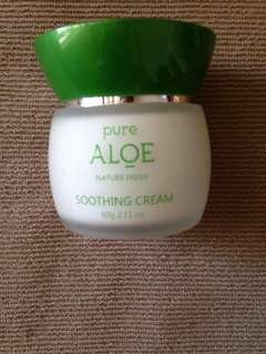 Korea's Pure Aloe Soothing Cream