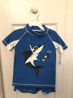 Carter's Baby Swimsuit Rash Guard