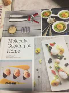 Molecular cooking at home