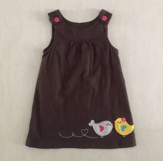 BN Carter's Jumper Dress (18mo)
