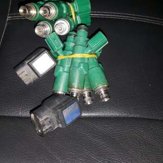 MAP SENSOR & INJECTOR VIOS
