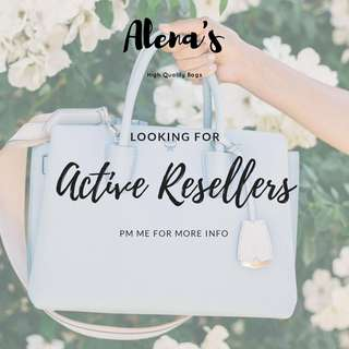 Looking For Active Resellers!!!!