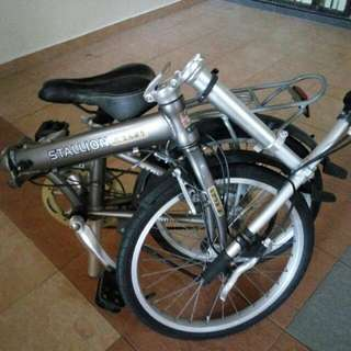 Foldable Bike , Bicycle