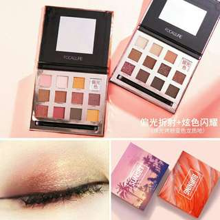 Po eyeshadow burning or sunset