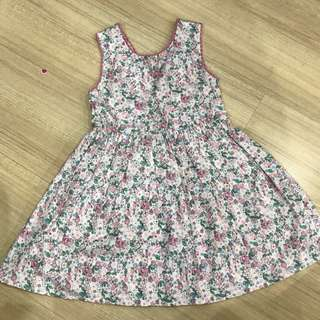 Floral Dress Primark 2-3 years