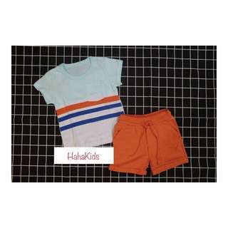 Cute Baby Boy Apparel (price per set)