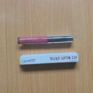 KathleenLights x Colourpop Ultra Satin Lipstick