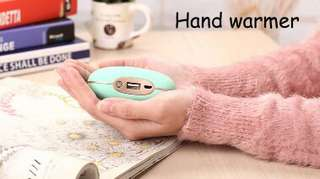 Are you feeling COLD n TIRED in office/school or going to travel to cold countries?  HUG a cozy 3-in-1 Vibratory Digital Hand Warmer now. With built-in 4000mAh Rechargeable Power Bank. Serve as a massager too.