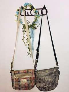 Coach Sling bag at P1995 each