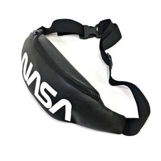 WAIST BAG | NASA BLACK