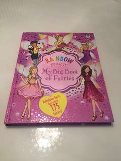 Rainbow Magic - My Big Book of Fairies