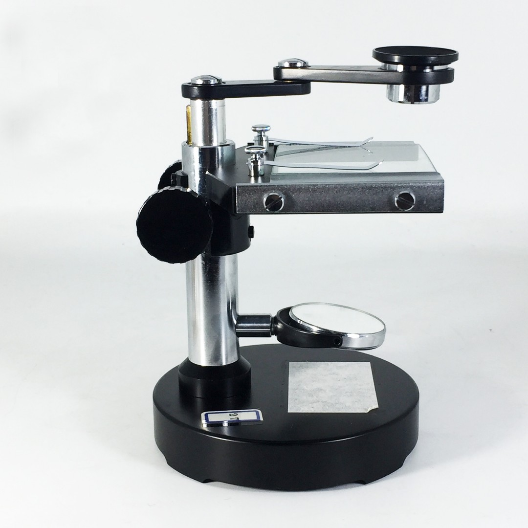 70s Vintage Anatomy Microscope from Japan (HMM2-01-1117-68), Vintage ...