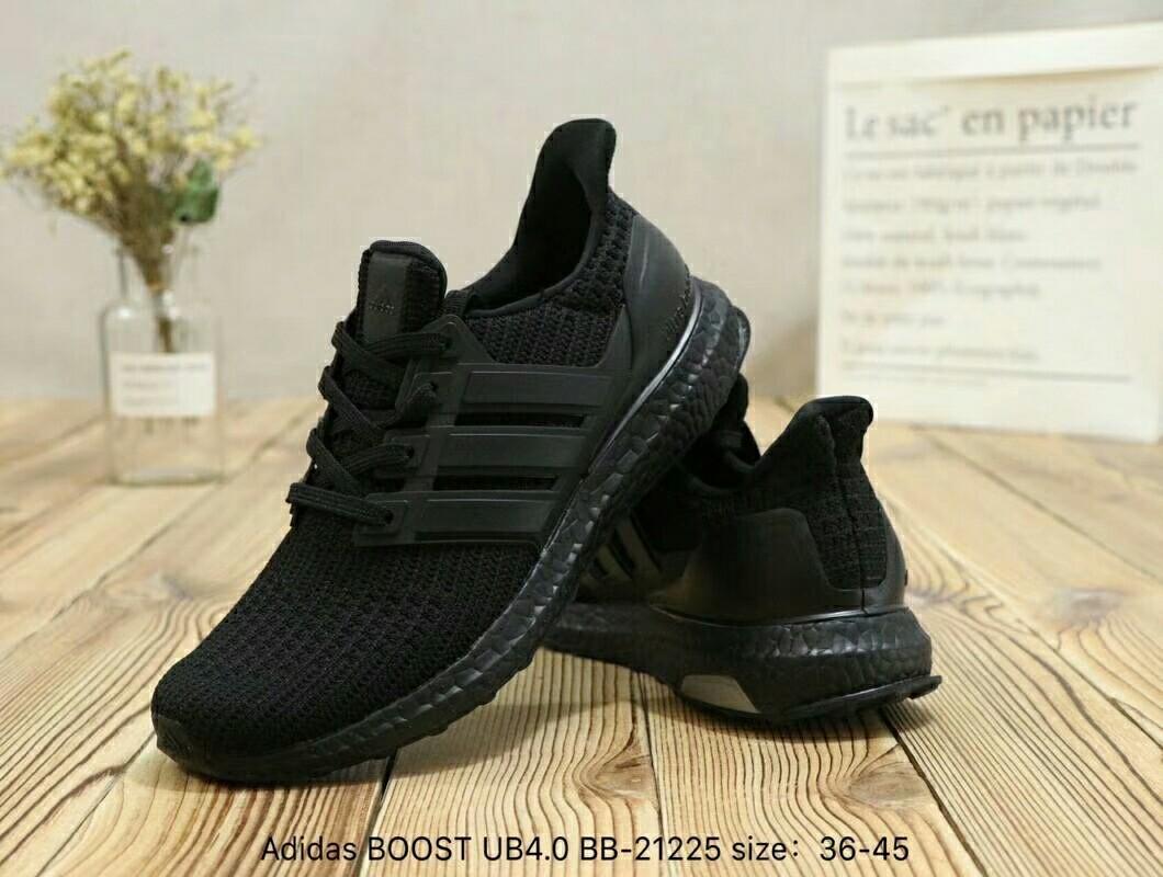6923f18cdc88 Adidas Ultra Boost Triple Black